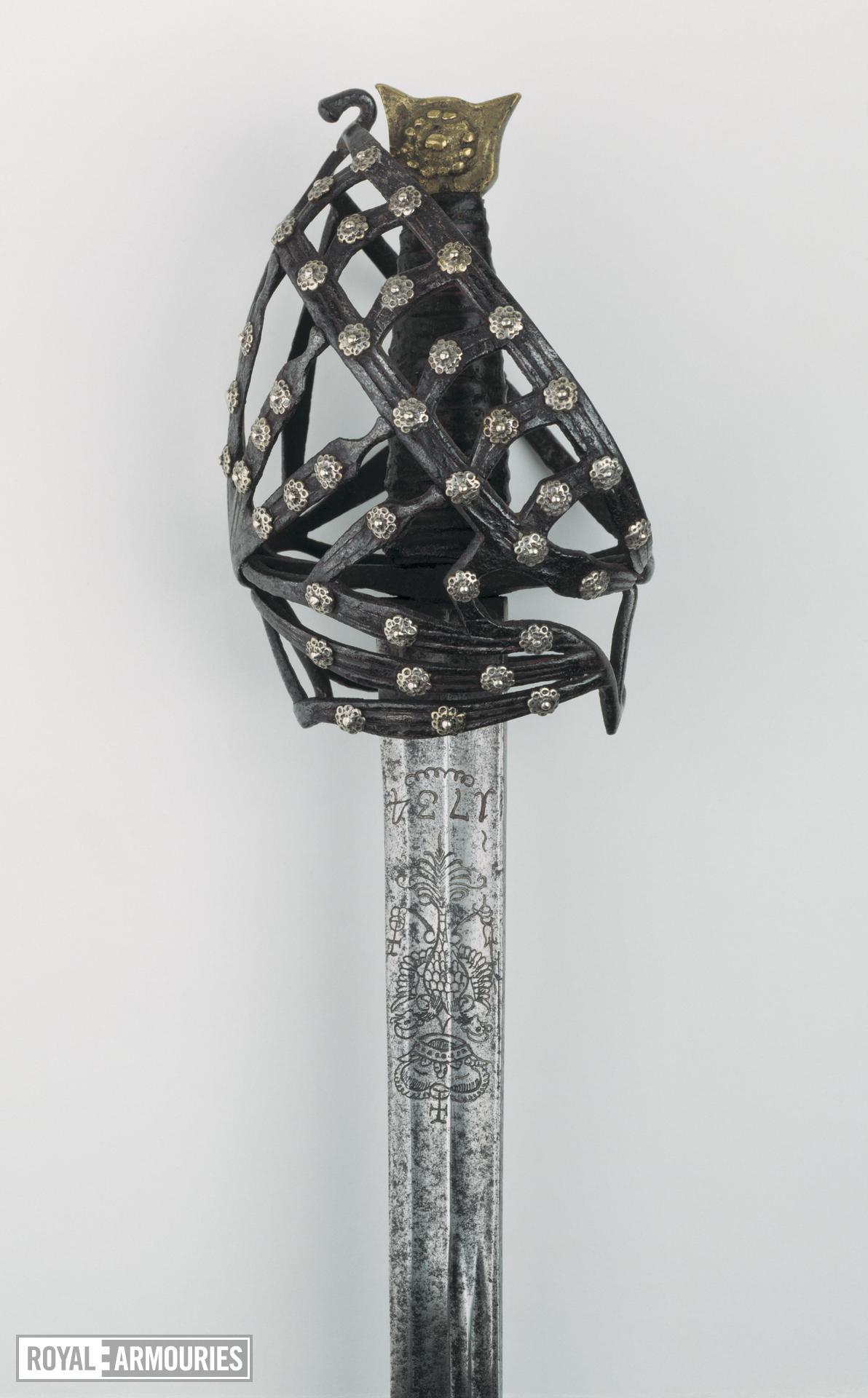 Sword Schiavona
