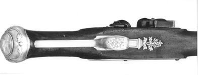 Thumbnail image of Air pistol By Edward Bate