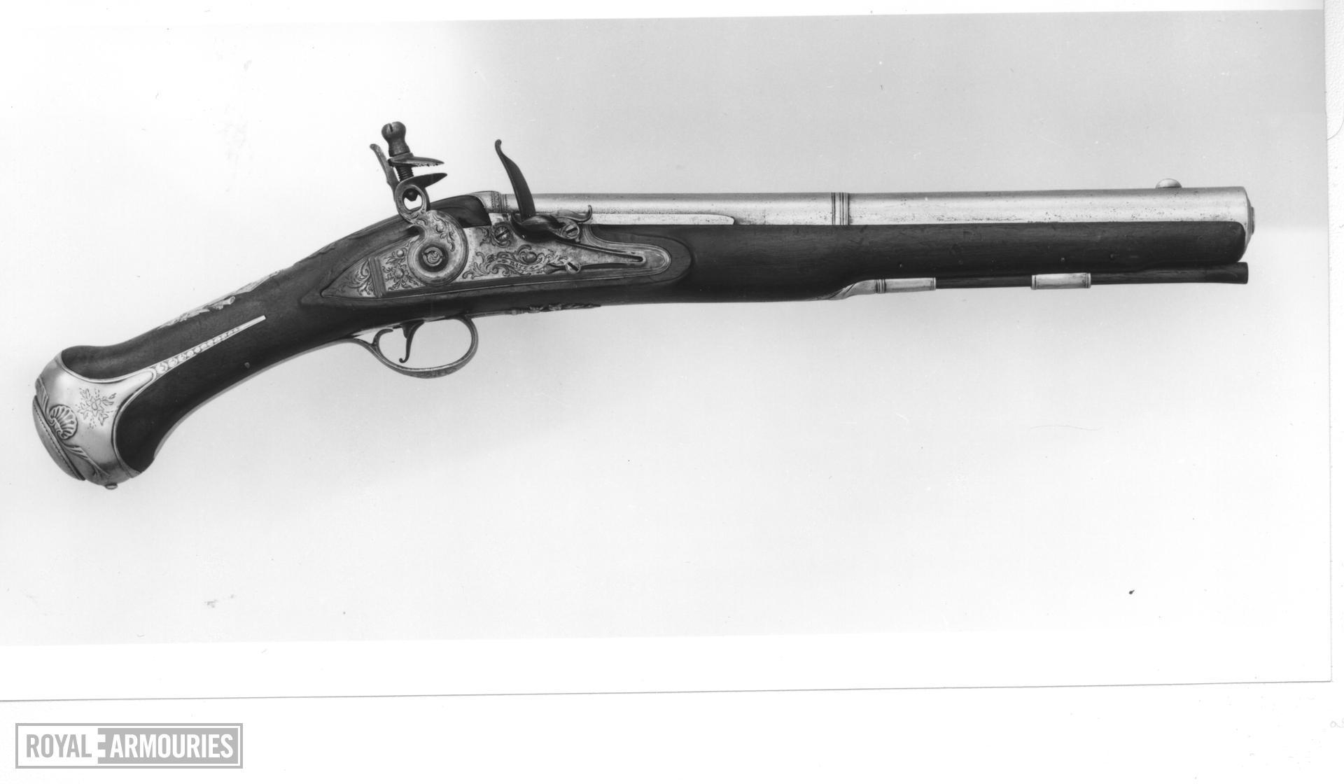 Air pistol By Edward Bate