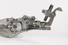 Thumbnail image of Parts of a wheellock gun See under suffixes