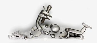 Thumbnail image of Flintlock muzzle-loading musket Littlecote collection