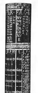 Thumbnail image of Baton Baton of command Gonzaga