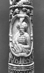 Thumbnail image of Ivory tusk Ivory horn and chain