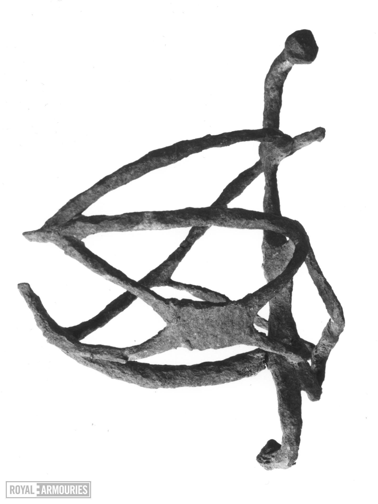Basket Hilt Basket-hilt for sword