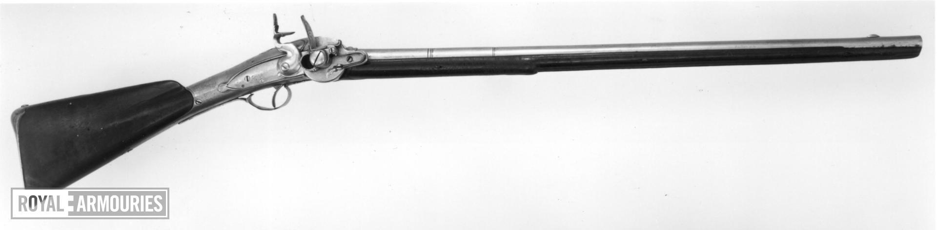 Flintlock repeating gun