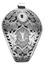 Thumbnail image of Guard Guard for Scottish Field Officer's sword