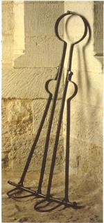 Thumbnail image of Scavenger's daughter Skeffington's Gyves
