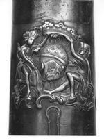 Thumbnail image of 2.75 pr gun Made of bronze Cast by Berenger