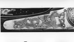 Thumbnail image of Wheellock muzzle-loading rifle