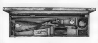 Thumbnail image of Percussion rifle By T. Turner