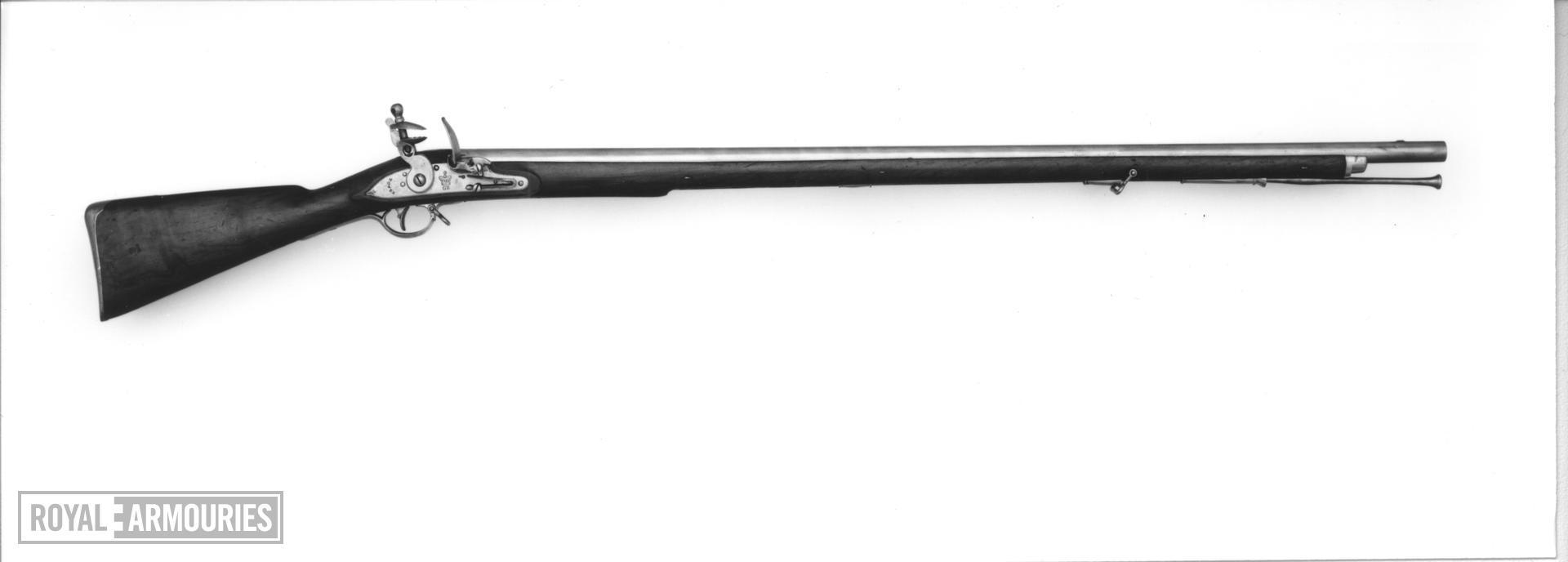 Flintlock military musket - New Land Pattern