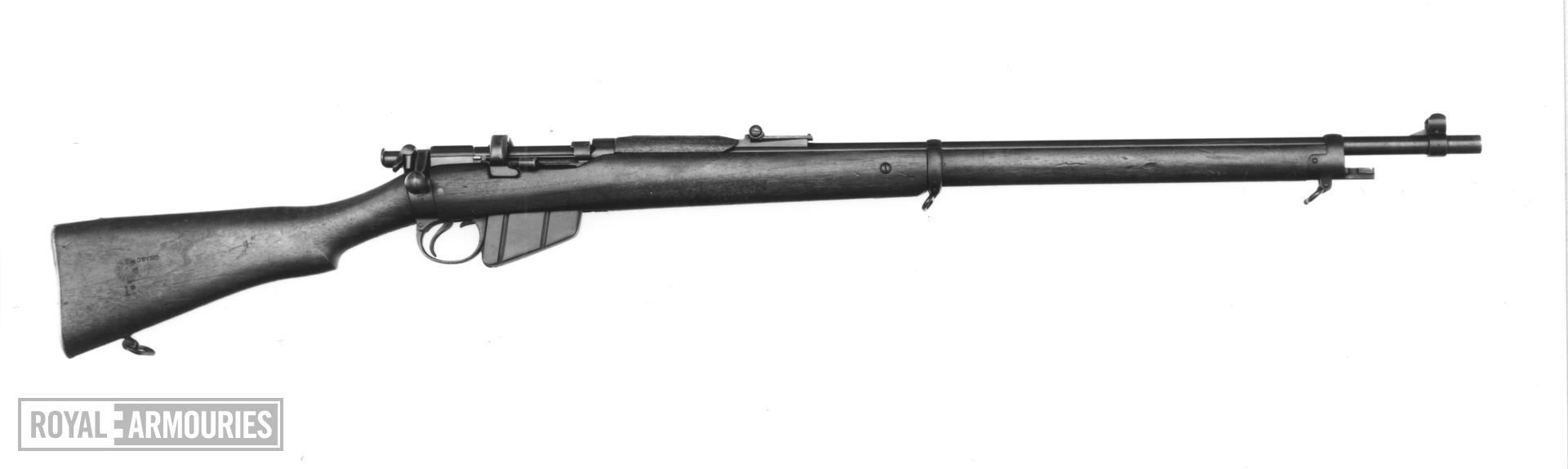 Centrefire bolt-action magazine rifle - Lee-Enfield Mk. I