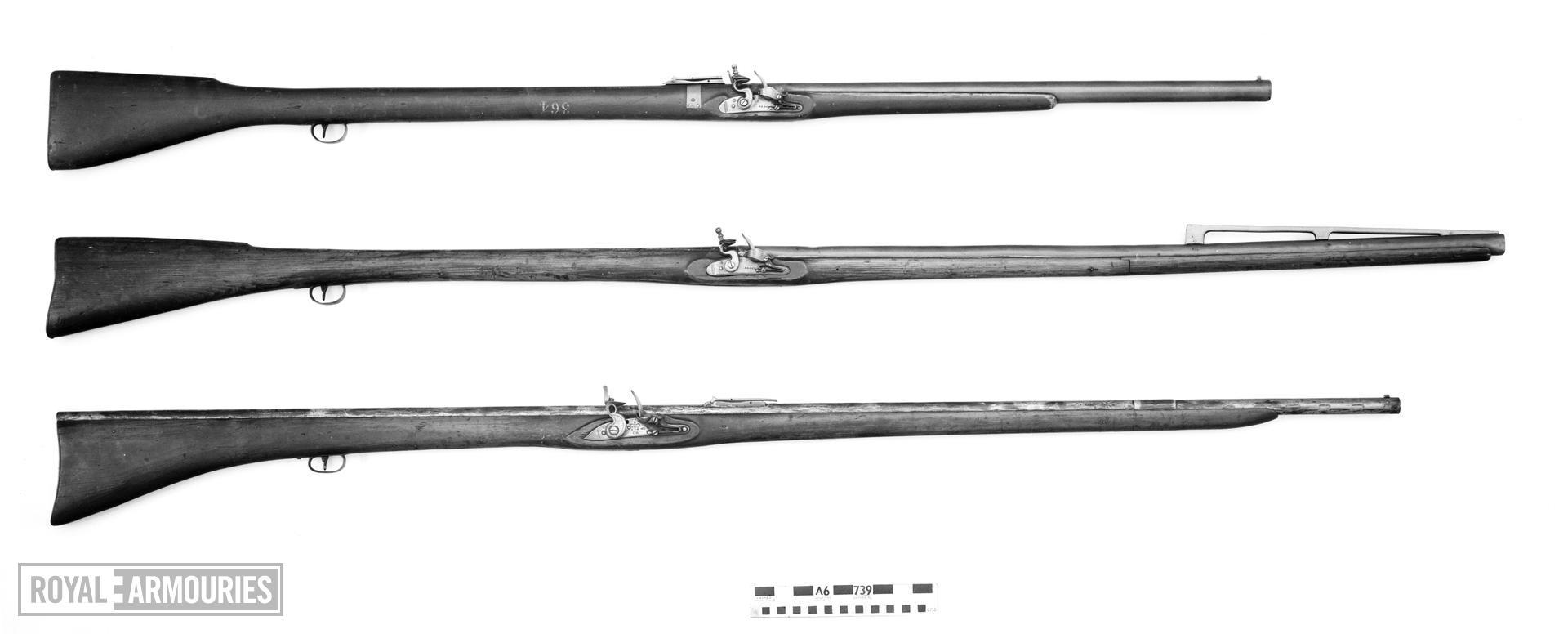 Flintlock rocket launcher - By A. Lock