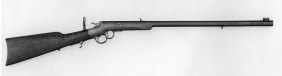 Thumbnail image of Rimfire target rifle - By Frank Wesson