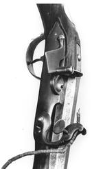 Thumbnail image of Matchlock muzzle-loading musket - William III Pattern Service type.