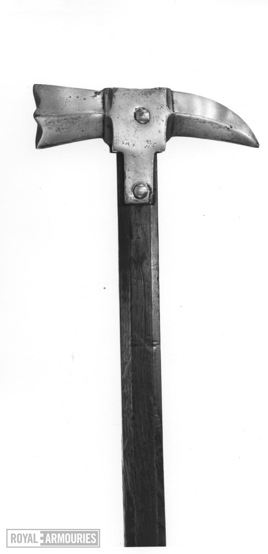 Pollaxe - Hundred Years' War