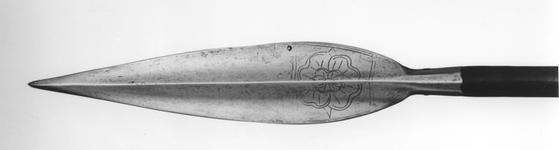 Thumbnail image of Spear Spear, javelin. Henrician Type A1