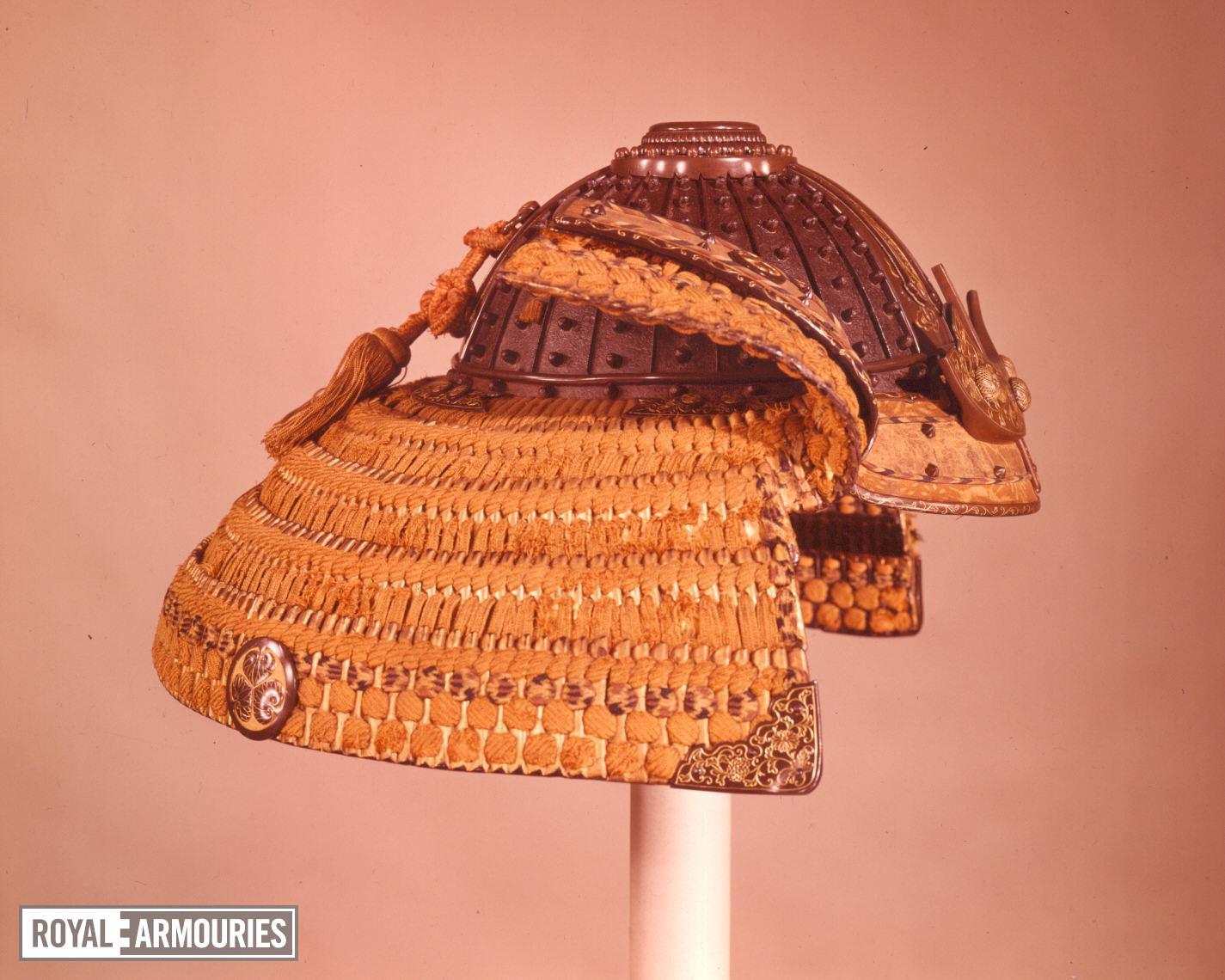 Helmet skull (hoshi kabuto)