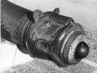 Thumbnail image of 24 pr gun Made of bronze
