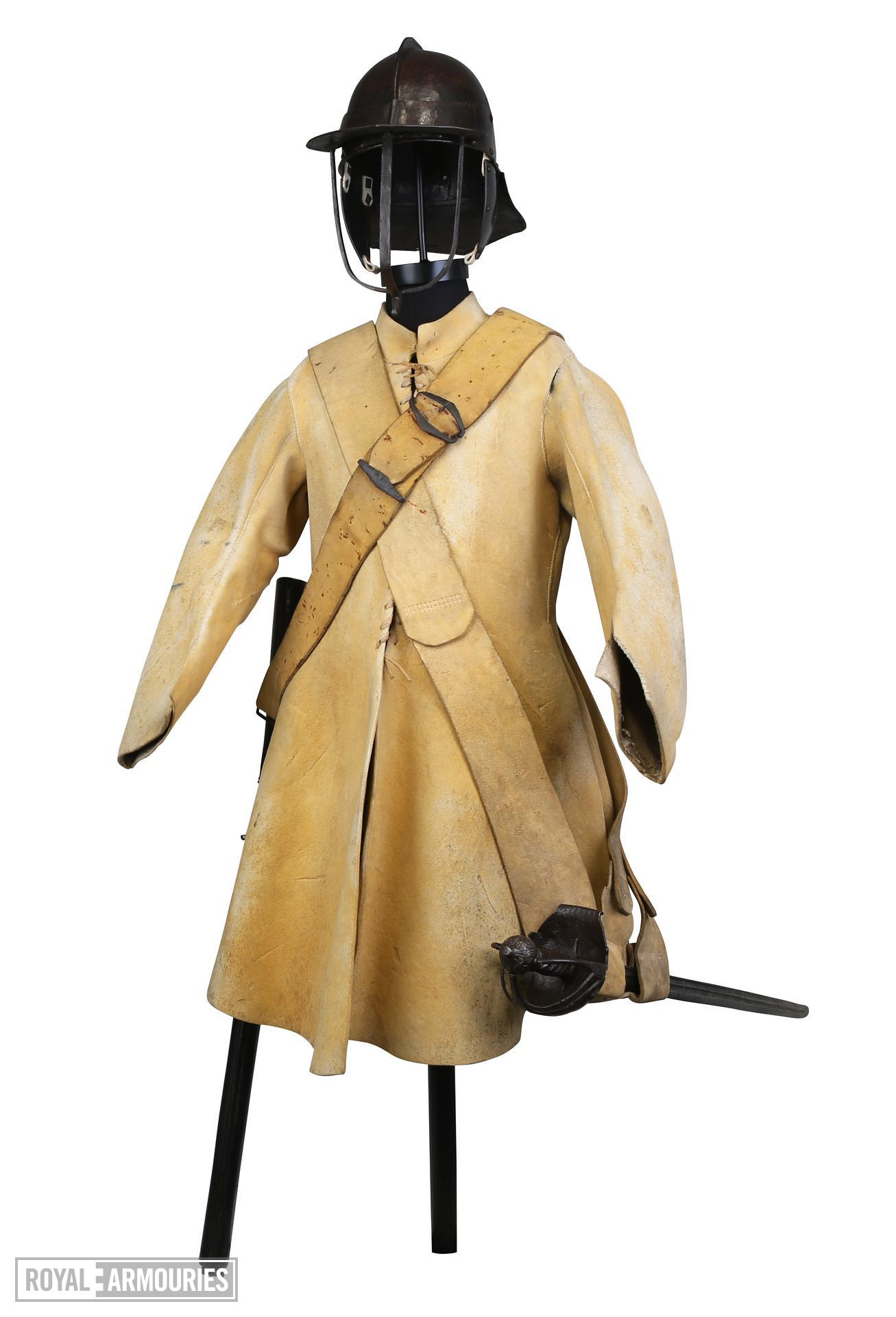 Full Harquebusier's armour