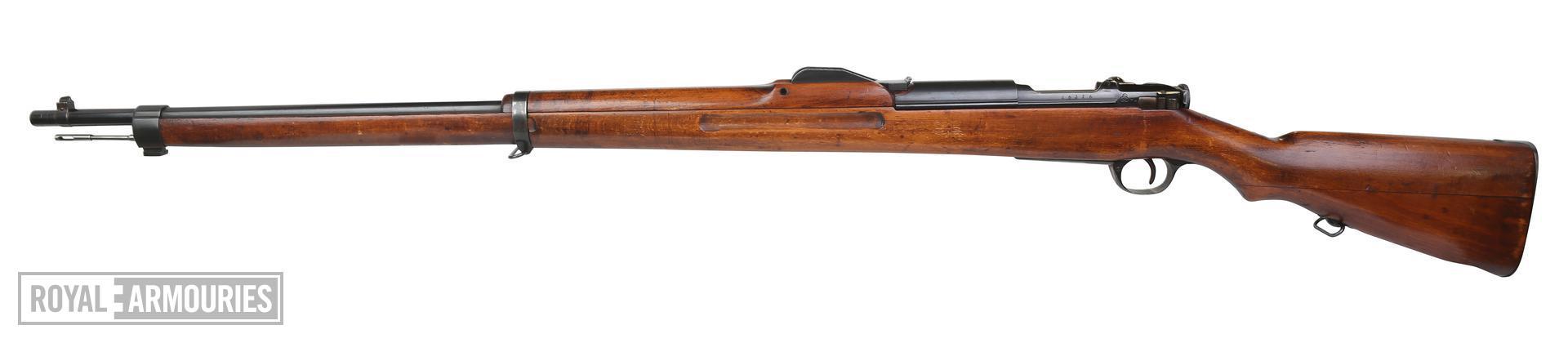 Centrefire bolt-action rifle - Arisaka Type 35