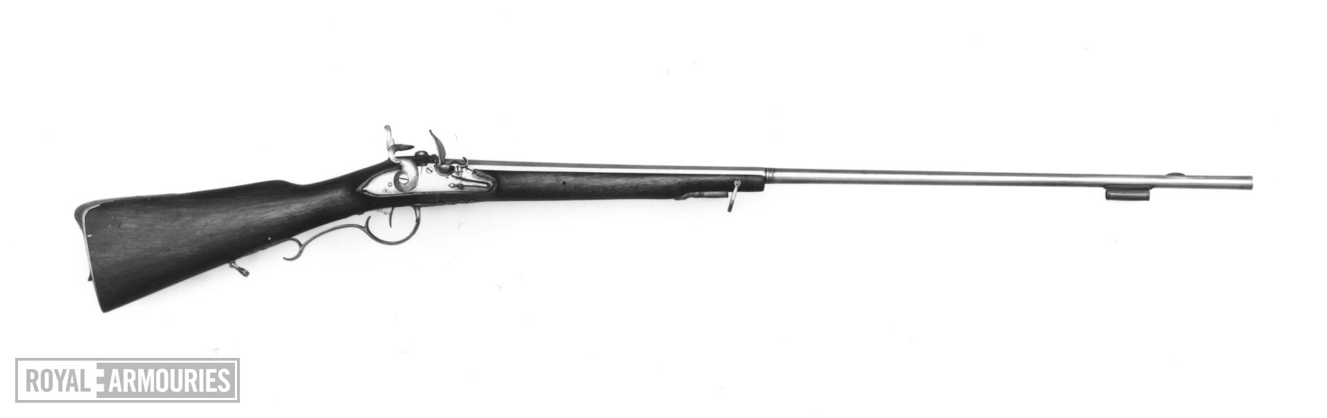 Airgun Air gun made to resemble a flintlock