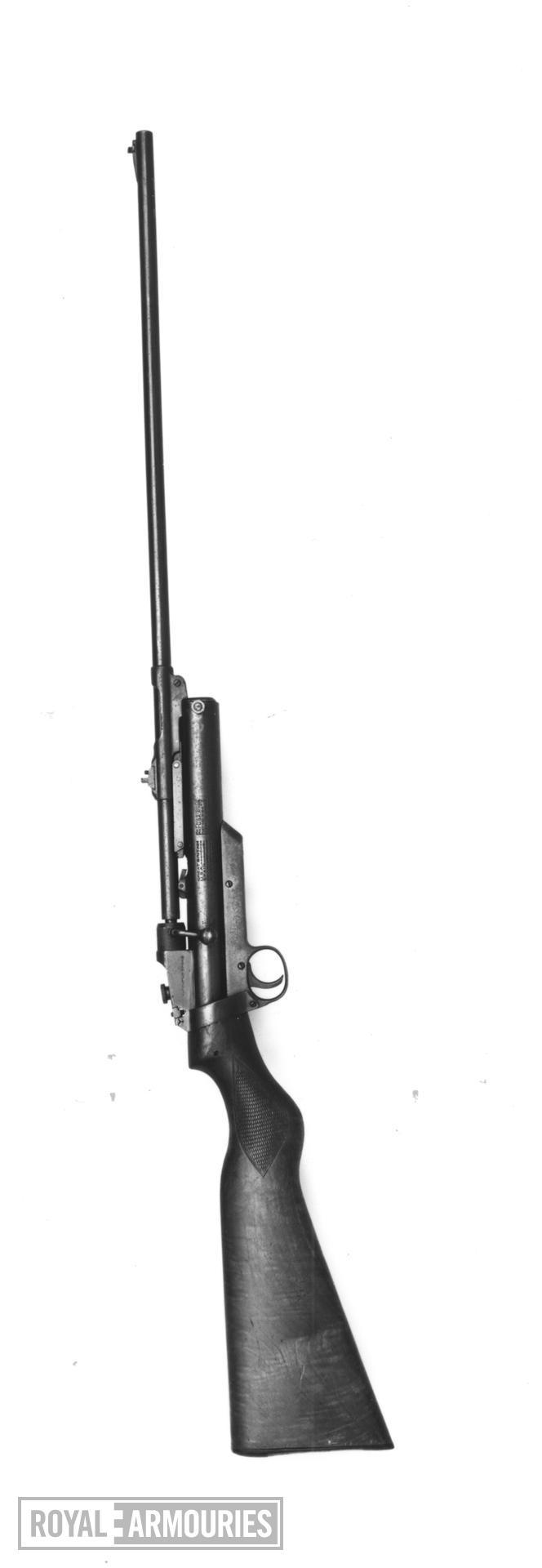 Air rifle - Webley Mk. II