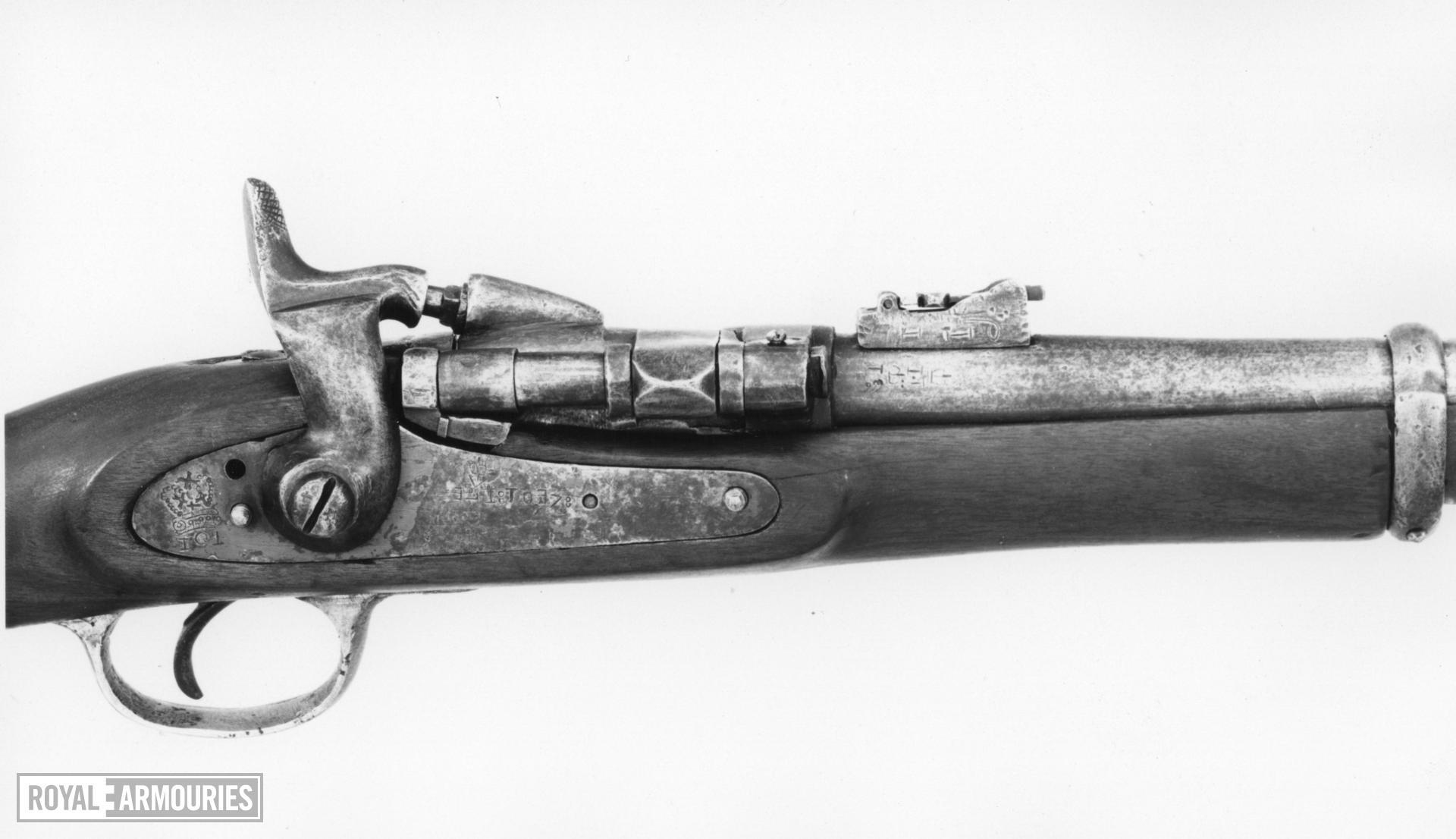 Centrefire carbine Snider