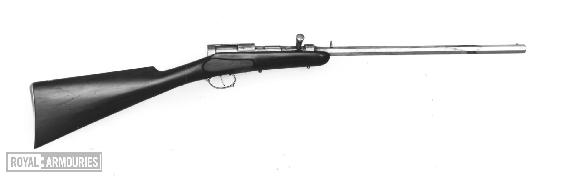 Air rifle