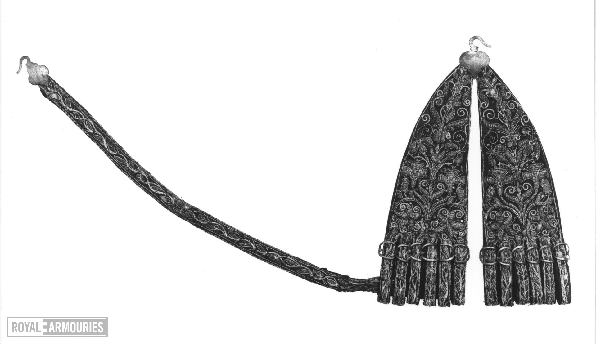 Hanger and belt