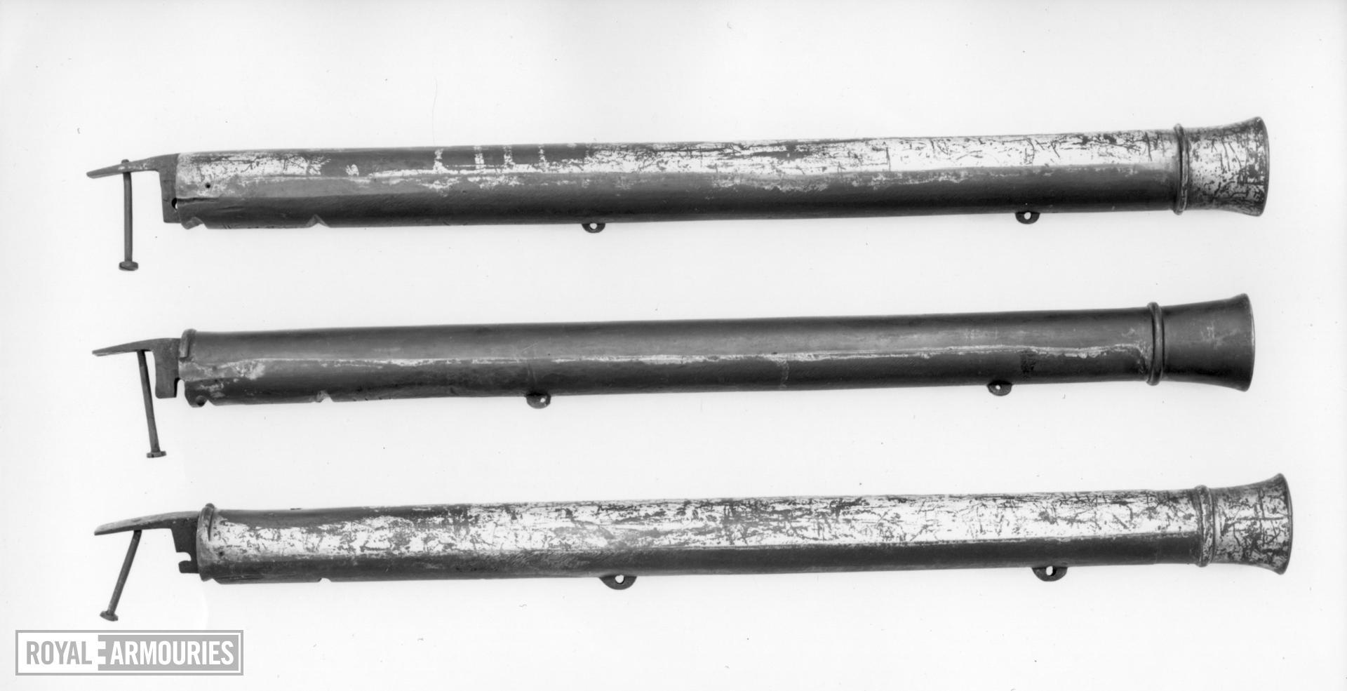Musketoon barrel