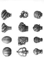 Thumbnail image of Sword Pommel From a hand-and-a-half or two-hand sword