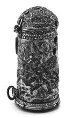 Thumbnail image of Patron Cylindrical shape with a domed cover