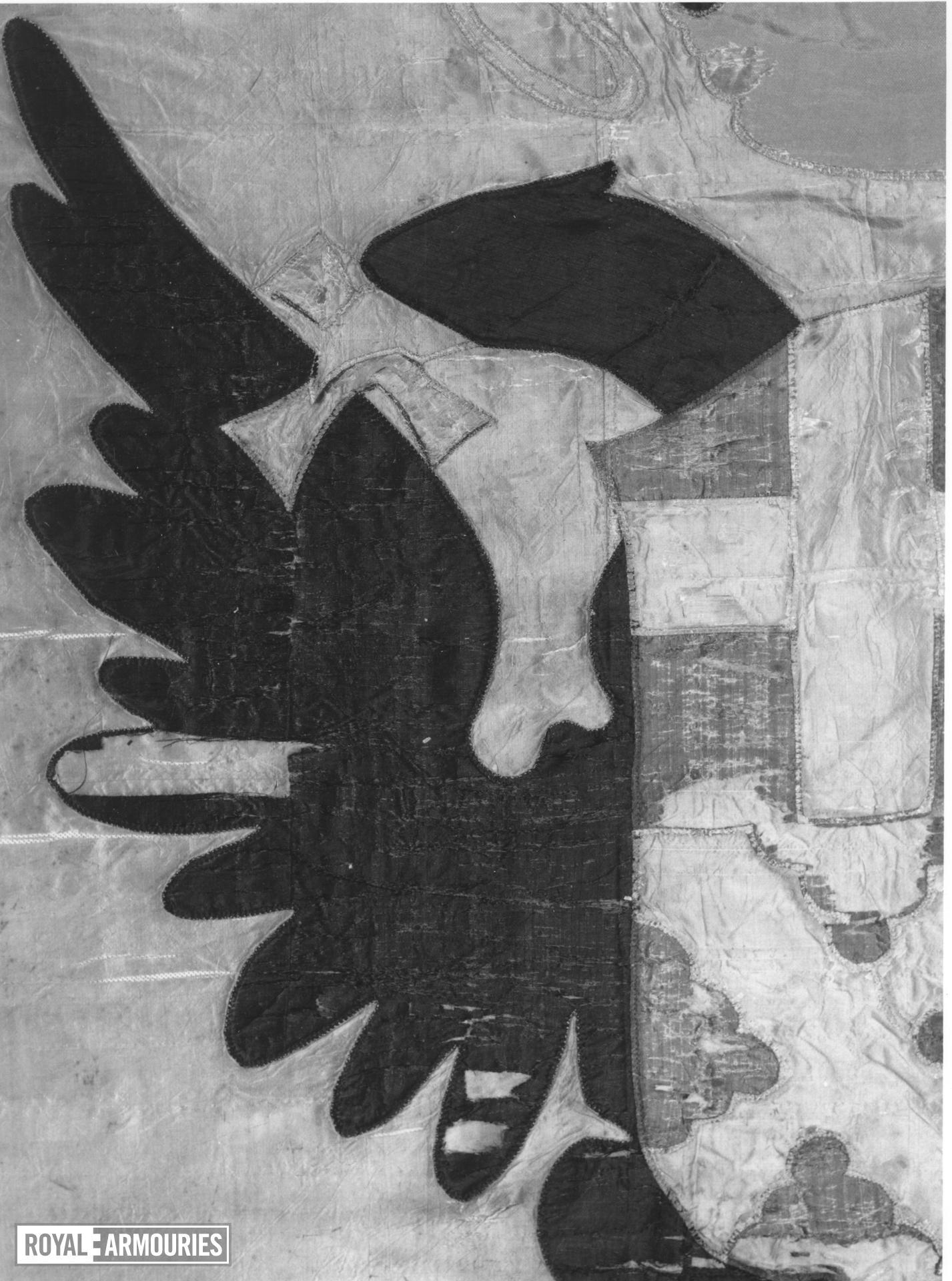 Banner Of Baron Ferdinand Von Hompesch