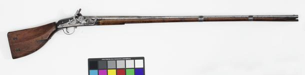 Thumbnail image of Flintlock gun Snaphaunce type
