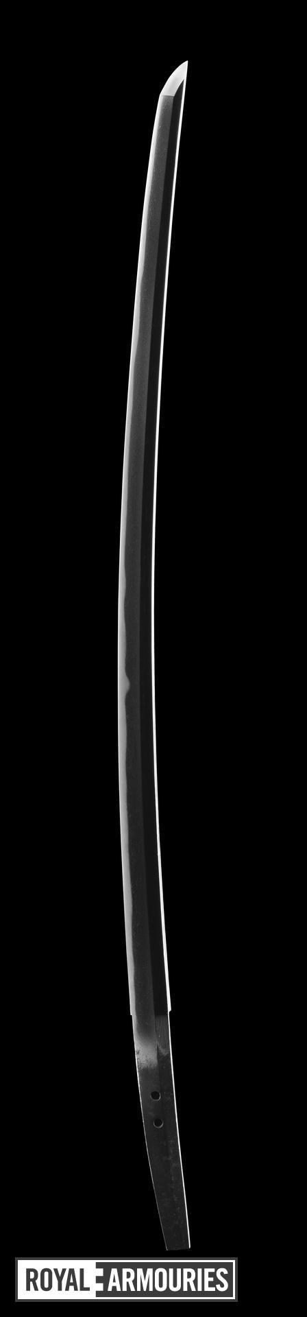 Sword (tachi) Yamato shizu, attributed to Kaneuji