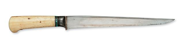 Thumbnail image of Dagger (kard) With European mounts.