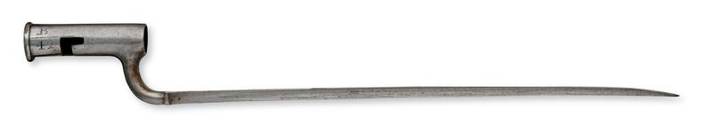 Thumbnail image of Bayonet Socket bayonet for 'Brown Bess' musket
