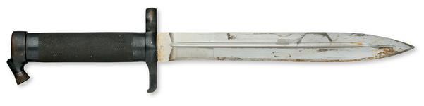 Thumbnail image of Bayonet M1896 knife bayonet for Mauser rifle