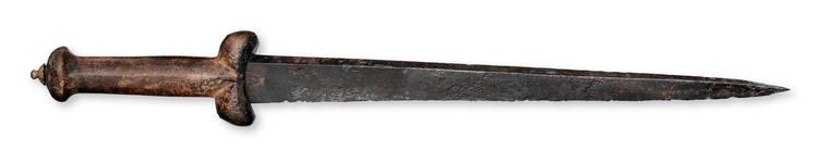 Thumbnail image of Dagger - Ballock dagger Single edged ballock dagger