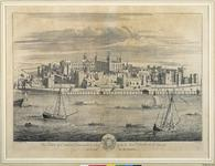 Thumbnail image of Print  The Tower Of London From The River