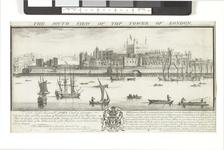 Thumbnail image of South VIew of the Tower of London