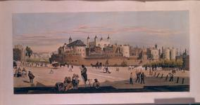 Thumbnail image of The Tower of London and Mint from Tower Hill