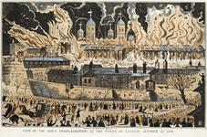 Thumbnail image of Grand Storehouse Fire at the Tower of London