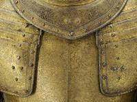 Thumbnail image of Armour of King Charles I, made for Henry Prince of Wales