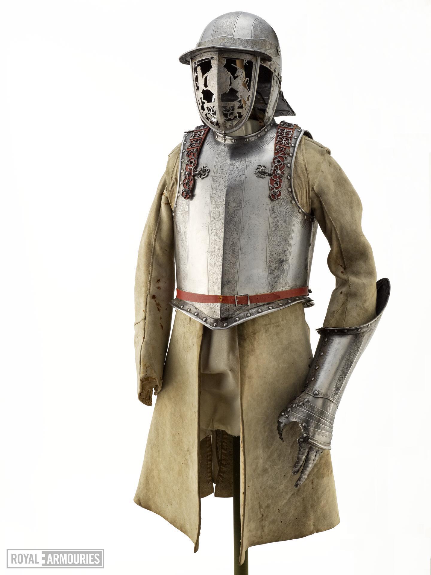 Armour - Armour of King James II