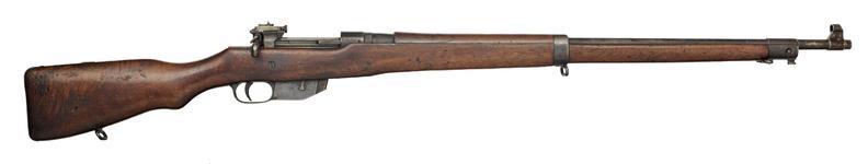 Thumbnail image of Centrefire bolt-action magazine rifle - Ross Model 1910