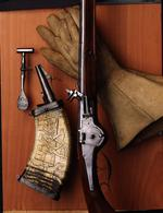 Thumbnail image of Wheellock carbine Littlecote collection