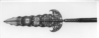 Thumbnail image of Partizan - Staff Weapon Partizan of the Gardes du Corps of Louis XIV