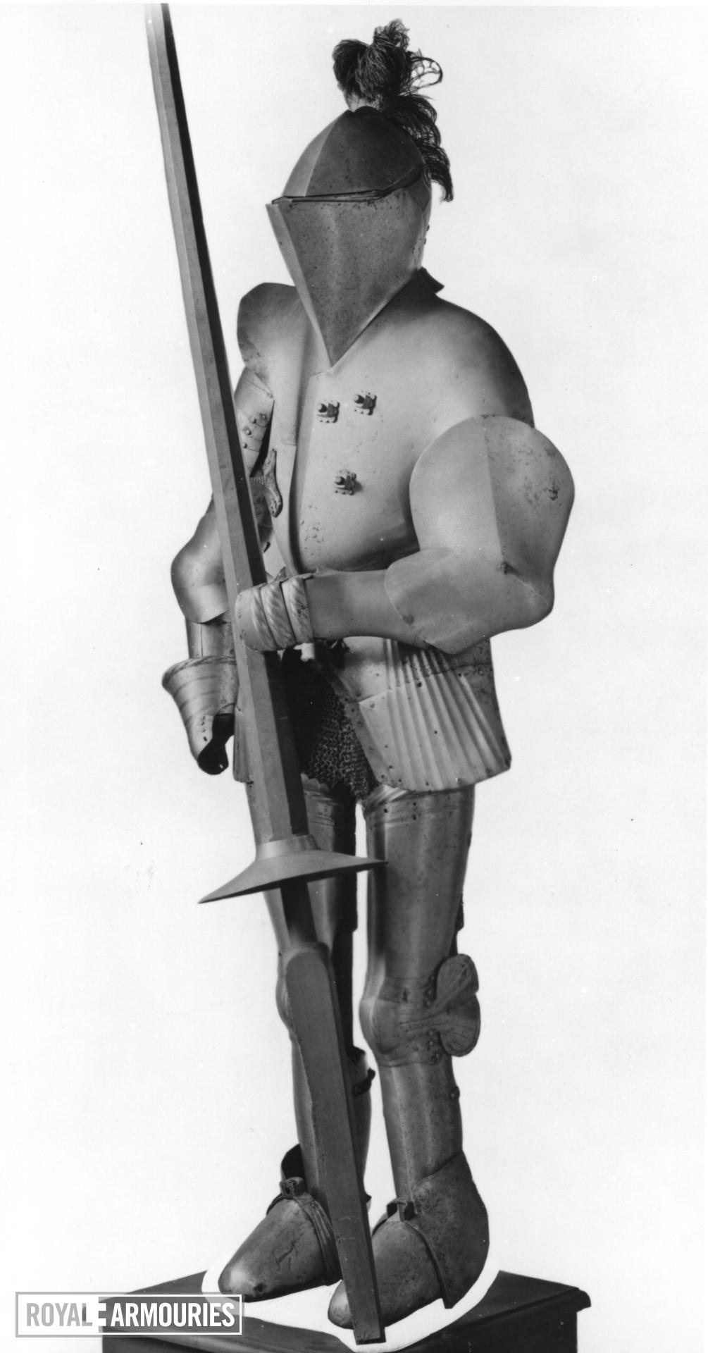 Tilt armour